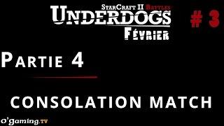 Partie 4 - Episode 3 // UnderDogs de février 2015