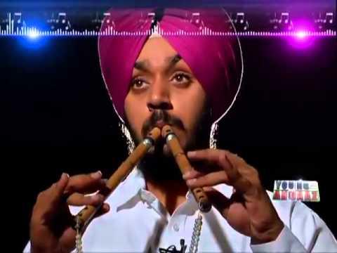 Mankanwar Singh Plays Soulful Music With Algoza