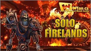 WoW - Solo Firelands (2x mount) CZ