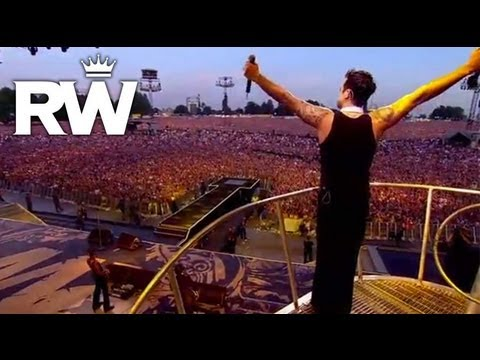 Robbie Williams | 'Strong' | Live At Knebworth: 2003