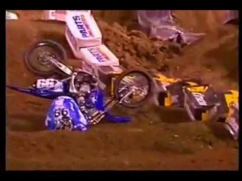Motocross The Worst Crash