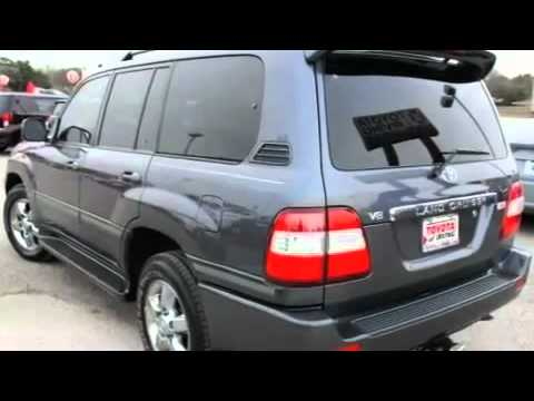 2007 Toyota Land Cruiser Dallas TX  Dealer Intro + Pic2Vid   YouTube