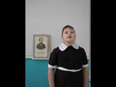 Изображение предпросмотра прочтения – АлисаИванова читает произведение «Бородино» М.Ю.Лермонтова