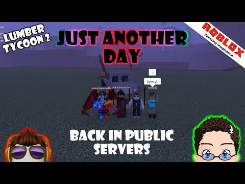 Roblox - Lumber Tycoon 2 - Just Another Day of Building :)