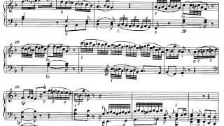 Mozart. Sonata para piano nº 7 Kv 309. Andante un poco adagio