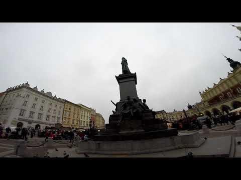 Russian in Poland. Poland Krakow
