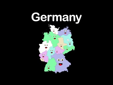 Germany/Country of Germany/16 States of Germany