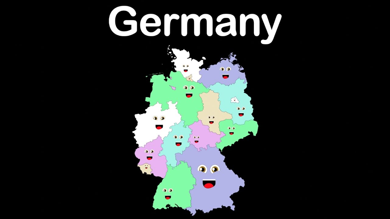 germanycountry of germanygermany geography youtube