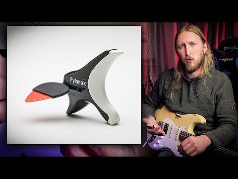 Guitar Gimmicks  - PYKMAX - Improve Your Picking Technique