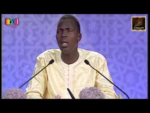 International Al-Quran Memorisation Competition 2015 - Serigne Abdou Lahat (Senegal)