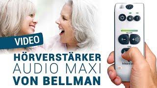 Produktvideo zu Hörverstärker Bellman Audio Maxi