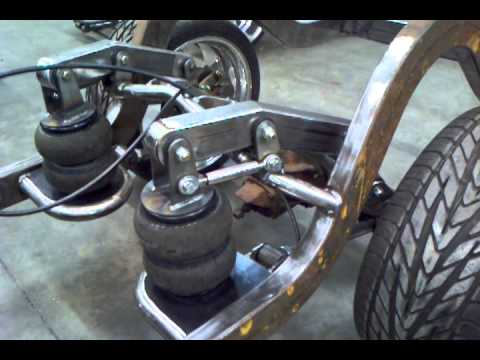 Smith Chassis Cool Cars Cantilever Suspension Youtube
