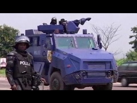 Tensions rise in Congo ahead of election result