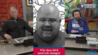 Reaction to Chris Carlin twitter rant - Boomer & Gio 2/12/19