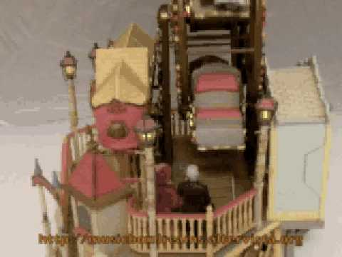 ENESCO MUSICAL THE MAJESTIC FERRIS WHEEL IN ACTION