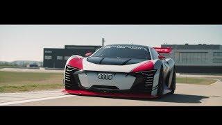 Audi e-Tron Vision Gran Turismo - From Virtual to Reality