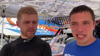 Видео-блог Дакар 2019  День 4 5  Команда Сергея Карякина