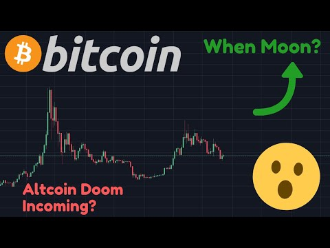 BITCOIN TO ATH IN 2021? | Altcoin Season Not Gonna Happen? | BTC Vs. Netflix