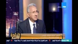 السفير محمد حجازي: القيادة الامريكية حريصة علي التعرف بالرئيس المصري الذي قاد مشروع إستقرار المنطقة