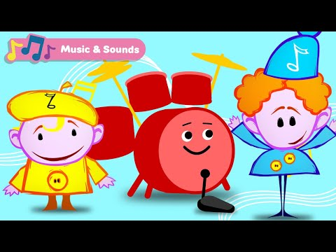 classical-music-for-babies-w-the-notekins-|-toddler-learning-video-w-musical-instruments-sounds