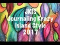 Spend a year with me & get a FREE ART JOURNAL LESSON! JKIS2017 Full Announcement