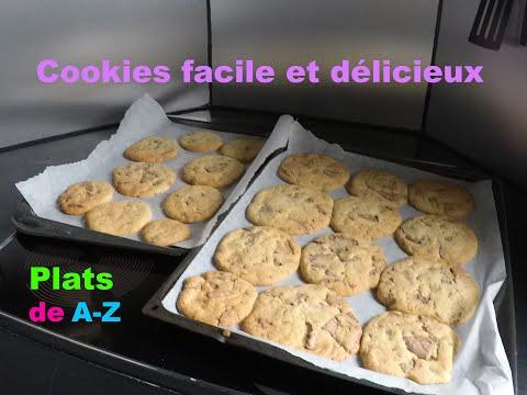 cookies-au-chocolat---plats-de-a-z