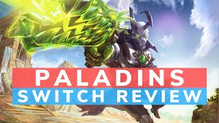 The Video Game Vlog: Paladins Switch Review - Is This A Game Changer?