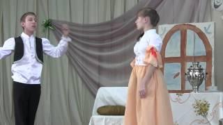 Школьный театр миниатюр-2012. 8 А класс.