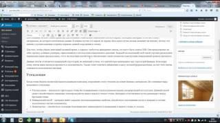 видео Wordpress перелинковка страниц с помощью плагина в ручном режиме