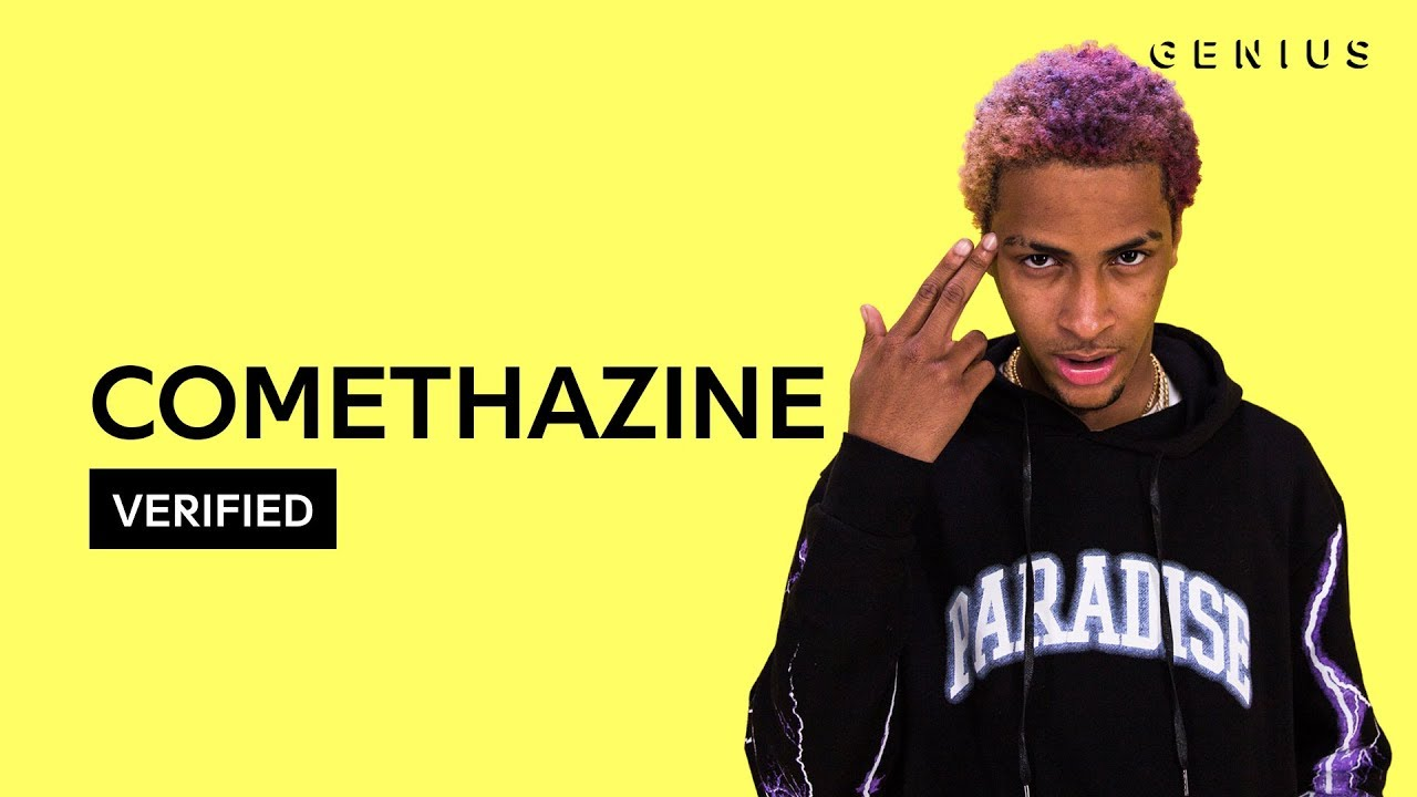 Comethazine Bands Official Lyrics Meaning Verified