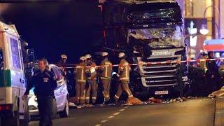 أخبار عالمية   تقارير: العثور على بصمات المشتبه به على باب شاحنة هجوم برلين