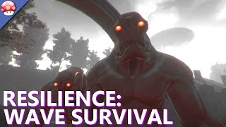 Resilience Wave Survival Gameplay [PC/60FPS/1080p]
