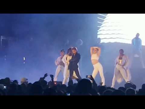 12/14/17 JANET Jackson Live 2017 STATE OF THE WORLD Tour Norfolk Scope, VA