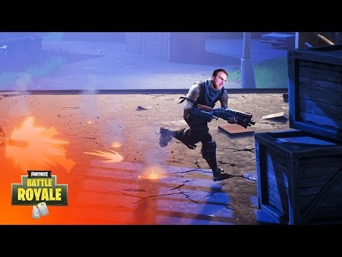 The One Where I Go Off (Fortnite Battle Royale)