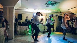 Крутейший свадебный танец!! Танец невесты с папой, танец невесты и жениха!