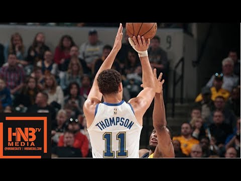Golden State Warriors vs Indiana Pacers Full Game Highlights / April 5 / 2017-18 NBA Season