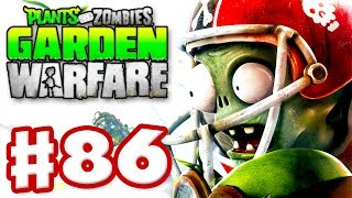 Plants vs. Zombies: Garden Warfare - Gameplay Walkthrough Part 86 - All Star! (Xbox One)