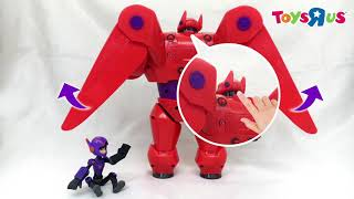 ToyRus - Baymax unboxing video