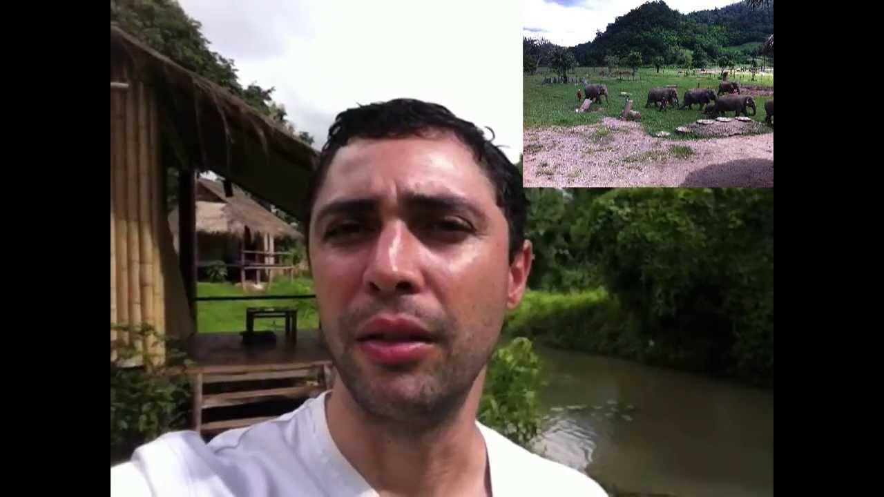 CreeTonSite vous Interview et mes vacances a Chiang Mai