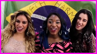 Fifth Harmony Goes to Brazil - Day 1 - Fifth Harmony Takeover Ep. 34