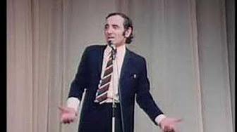 Charles aznavour pour essayer de faire une chanson paroles writing conclusions to argumentative essays