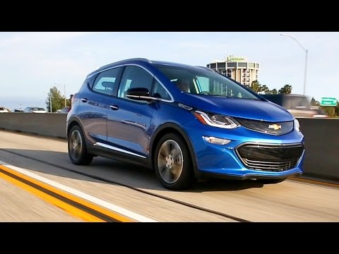 2017 Chevrolet Bolt - Review and Road Test
