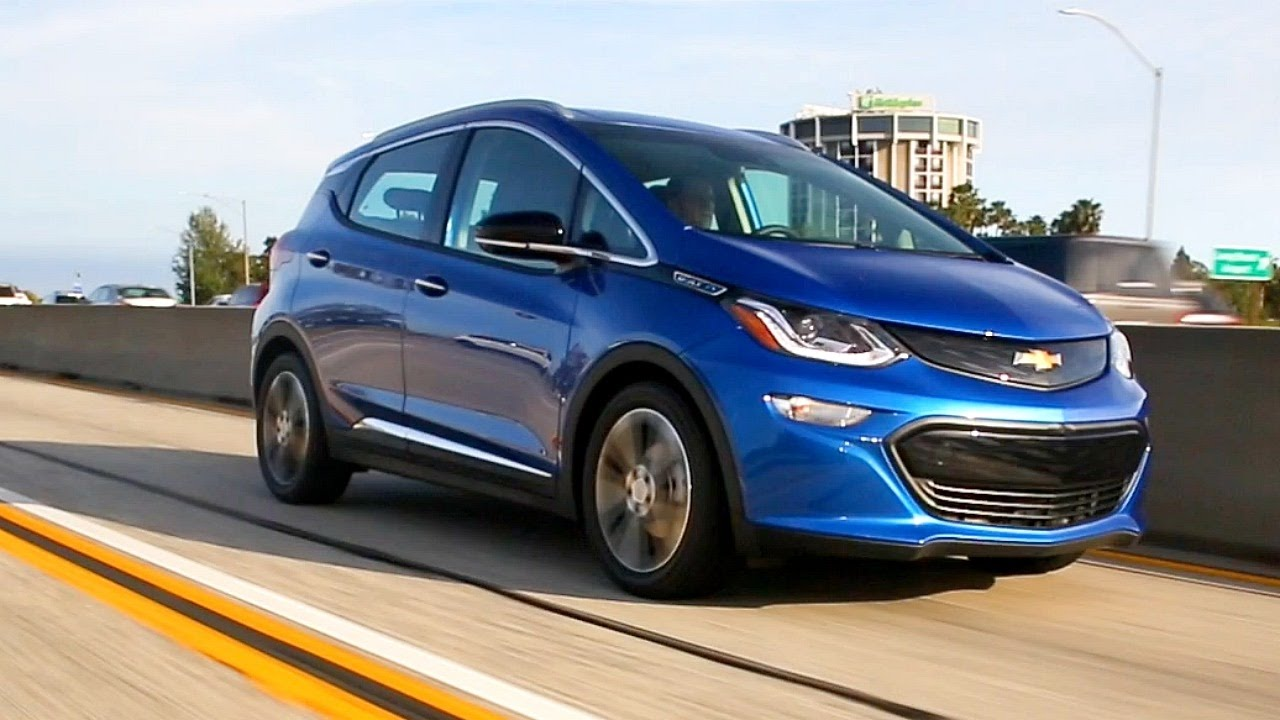 2017 Chevrolet Bolt - Review and Road Test - YouTube
