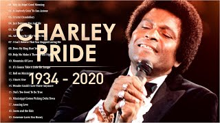 Charlie Pride Greatest Hits of All Time - Charlie Pride Best Country Songs Playlist Ever