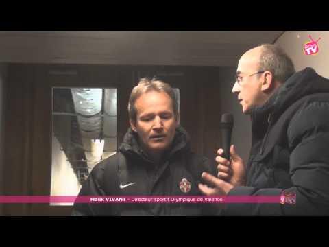 FOOTBALL résumé ol Valence vs Portes de L\'Ain