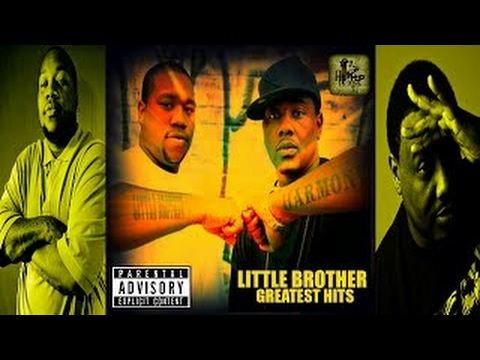 Little Brother Greatest Hits (2017) Mixtape