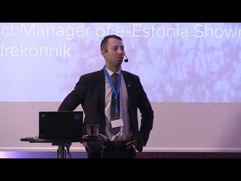 ETIS Community Gathering 2017 - Indrek Onnik - e-Estonia