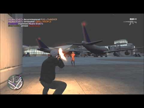 RondoNumbaNine - The End (Remix) [GTA4] [MONTAGE]