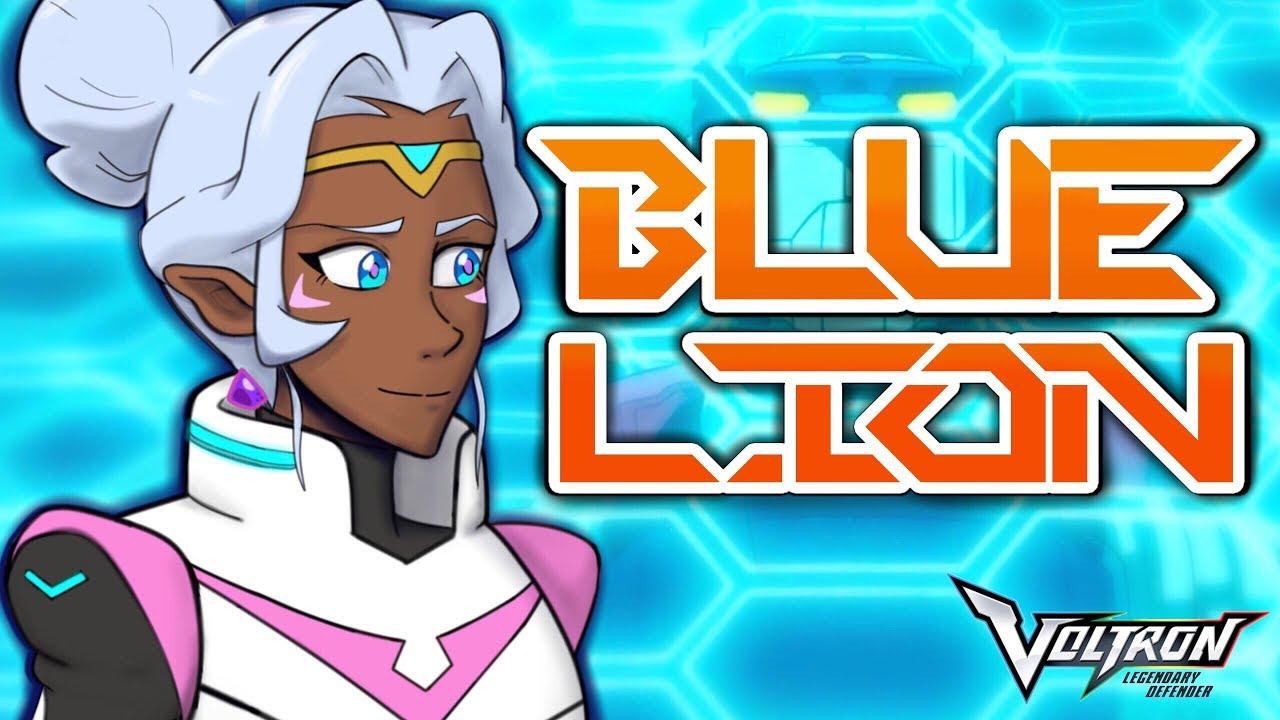 Pink Paladin Princess Allura The Blue Lions New Pilot Confirmed Voltron Season