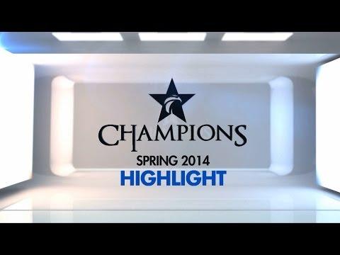 [H/L] LOL Champs Spring_CJ Blaze vs Xenics Storm_match 2